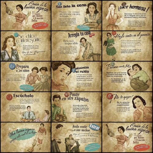 La guía de la buena esposa de Franco