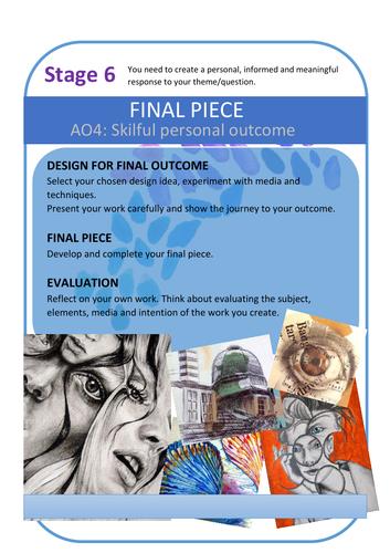 GCSE Art exam guide