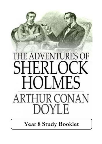 The Adventures of Sherlock Holmes Scheme of Work