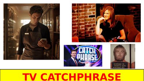 TV & Netflix CATCHPHRASE!