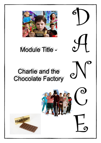 Charlie and the Chocolate Factory - Work Booklet