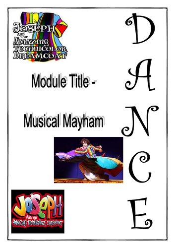 Musical Mayham - Work Booklet