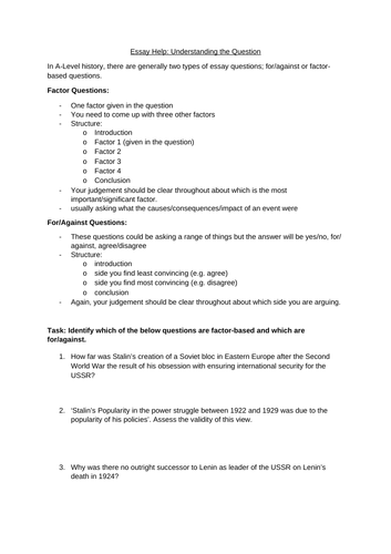 Essay Writing Help  By Emc  Teaching Resources  Tes