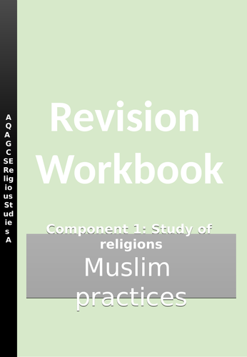 Islam: Practices GCSE RE Revision Workbook