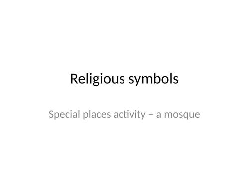 Label a mosque