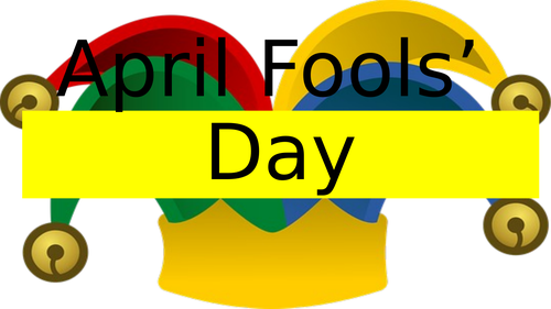 April Fools' Day Assembly