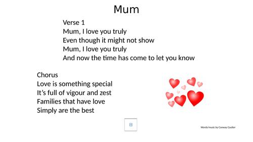 Mum (song)