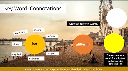 Language Paper 1 Resource - Brighton Rock