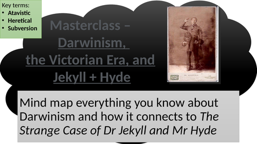 Darwinism in Dr Jekyll and Mr Hyde