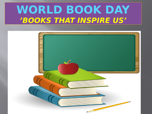 World Book Day - Various FUN Games and Activities