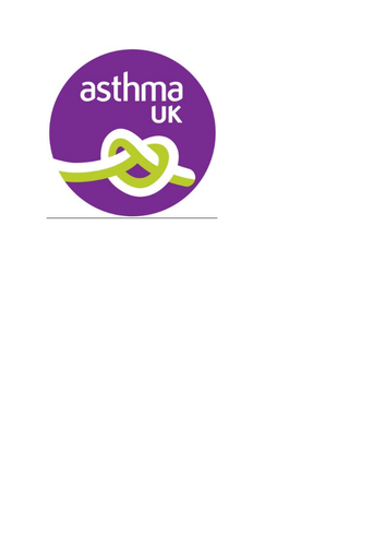 Asthma Reading Lesson