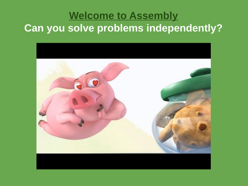 Assembly: Resourcefulness why is it important what does it look like