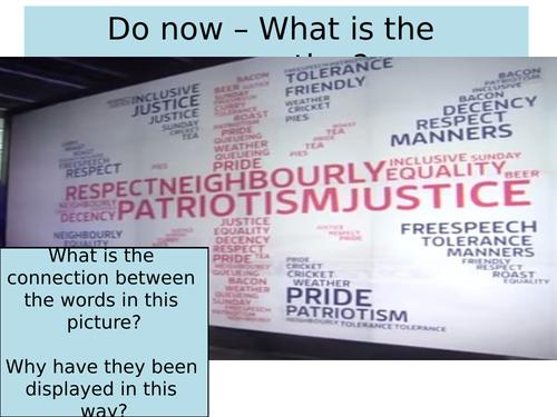 Intro to British Values