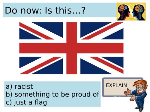 National Identity - Britishness