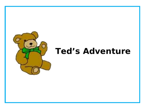 Ted's Adventure