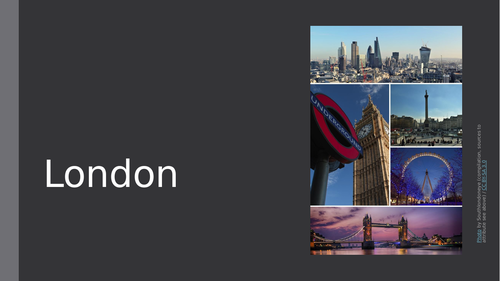London , Facts , Capital city , Powerpoint