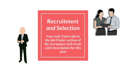 Recruitment and Selection Revision Task
