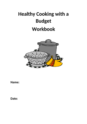 Nutrition and Performance & Healthy Cooking with a Budget