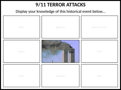 9 11 terror attacks