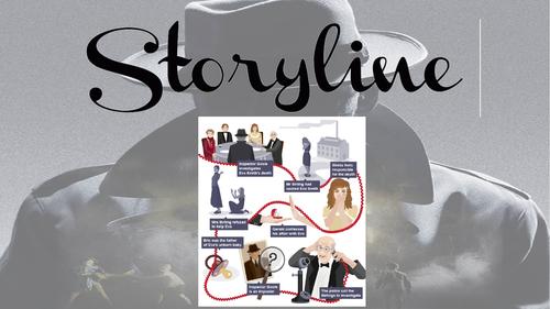 An Inspector Calls Storyline