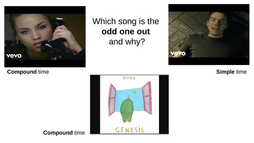 PPT about Musical Metre
