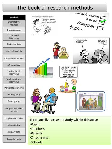 Methods in context - workbook