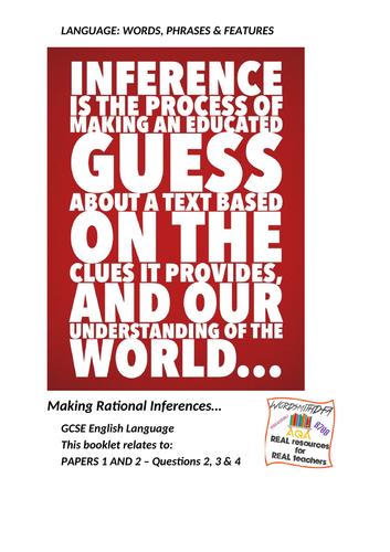 AQA 8700 English Language - Revision Workbook - Language