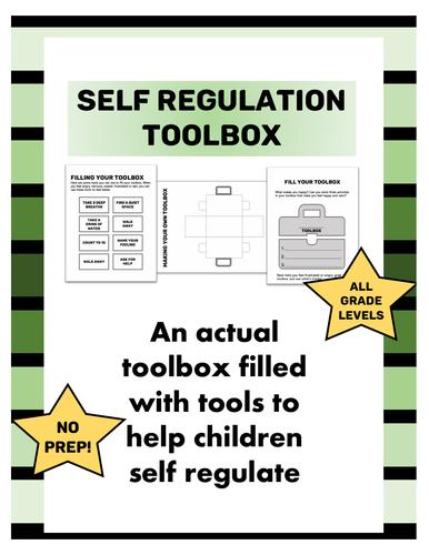 Self Regulation Toolbox