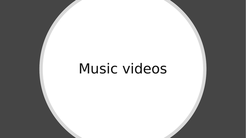 Beyonce Formation music video study media
