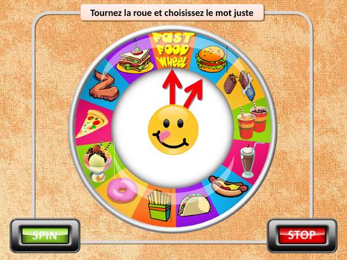 Au restaurant / La cuisine / La nourriture / Restaurant / Food / Snacks
