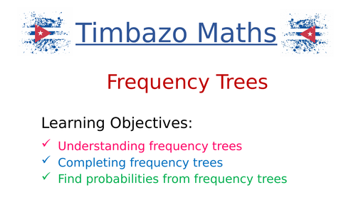 Frequency Trees