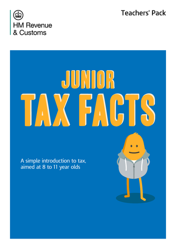 HMRC Junior Tax Facts