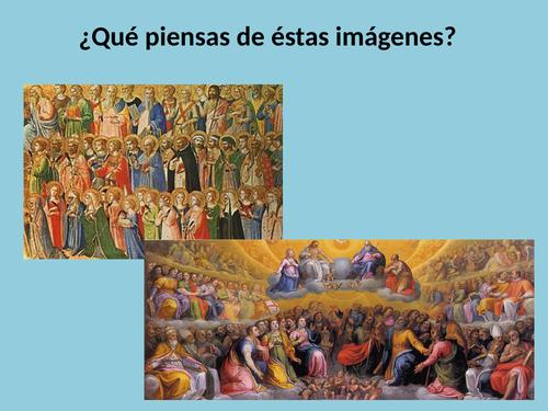 All Saint's Day/Día de Todos los Santos