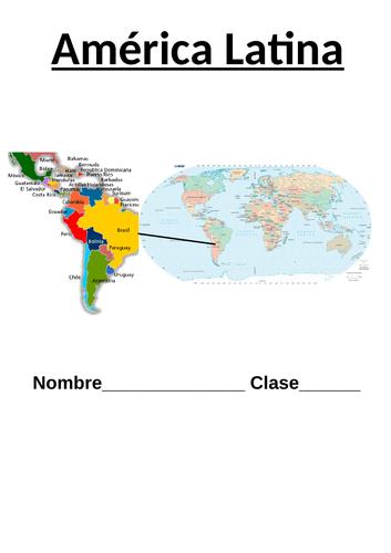 Latin America activities