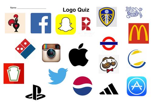 Logo Quiz - Graphic Design / Art - STARTER