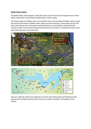 Kielder Water Scheme UK information and SWOT analysis