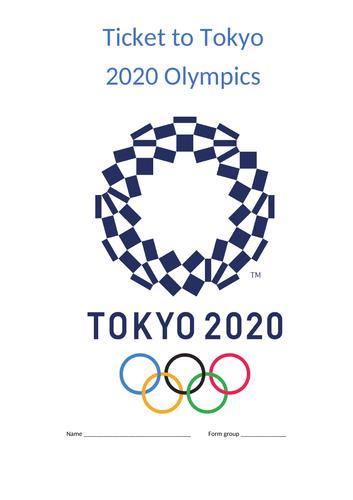 Athletics Ticket to Tokyo KS3