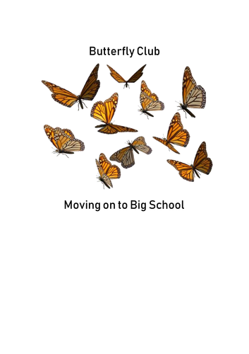 Starting School - Complete 6 week lesson plan