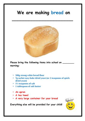 Food Technology: Bread