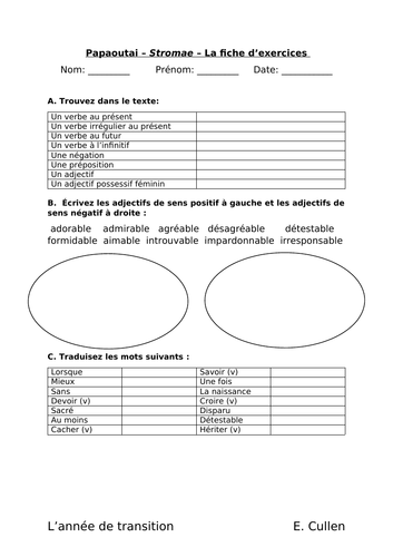 Papaoutai - Stromae - La musique francaise