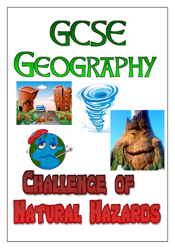 AQA GCSE Geography - Natural Hazards Revision Workbook