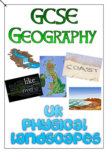 AQA GCSE Geography - Physical UK Landscapes Revision Workbook