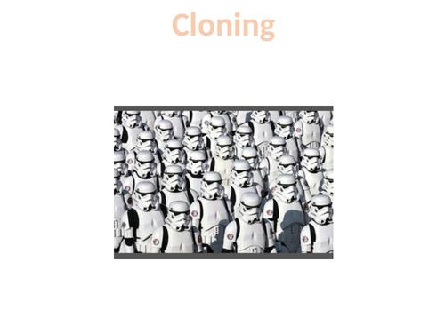 9-1 AQA GCSE Biology - U6 L8-9 Selective Breeding, Genetic Engineering and Cloning
