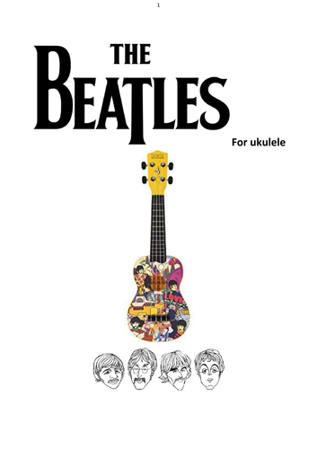 The Beatles for Ukulele