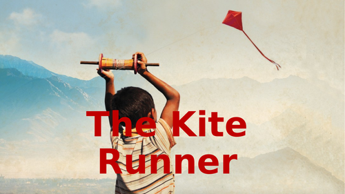 Kite Runner AQA SOW
