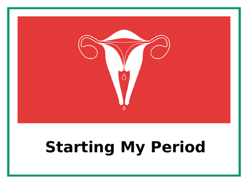 Puberty - Starting My Period - The Menstrual Cycle