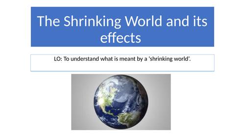 Globalisation - The Shrinking World