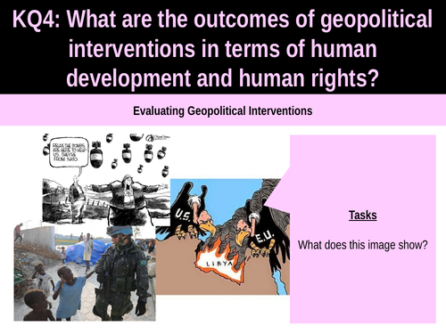 8.10 Evaluating geopolitical interventions