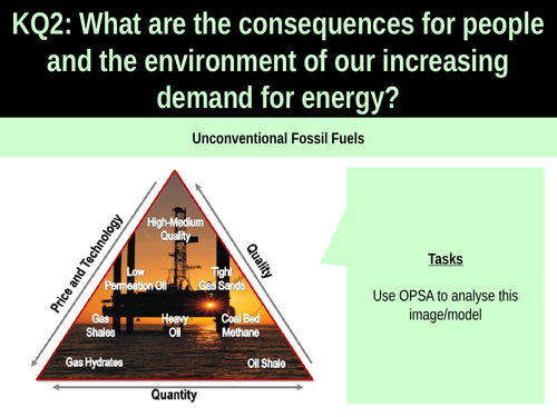 6.5c Unvconventional fossil fuels