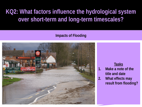 5.5c Impacts of flooding